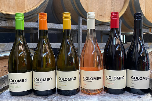The Colombo Collection - 6 Pack