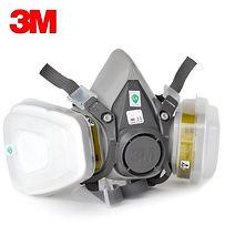 Semimaschera 3M 6200 FFP3