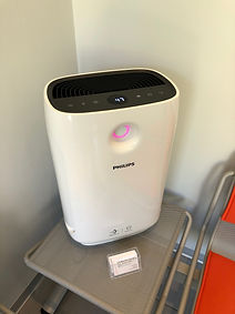 Filtro aria Philips 2887 20 nm