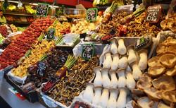Puesto en Mercado de Atarazanas