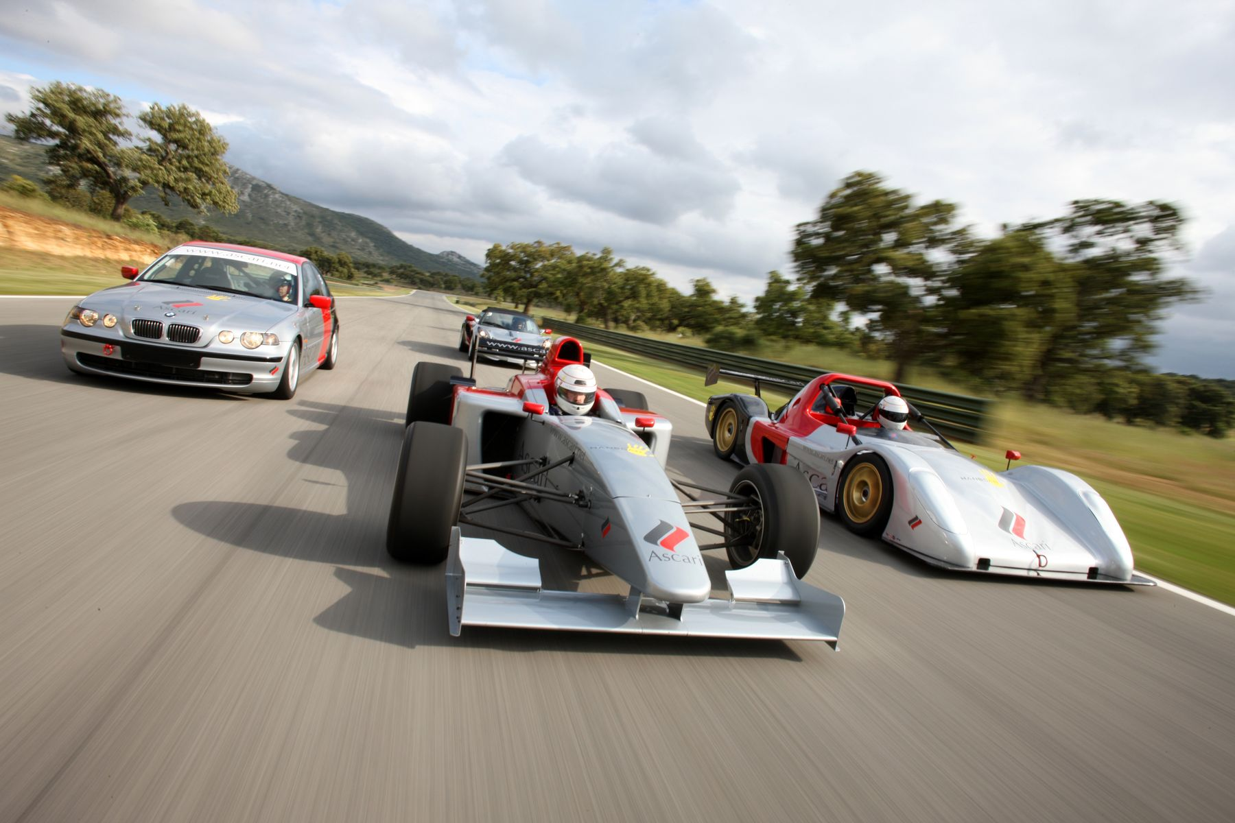 F1 en Ascari Race Resort