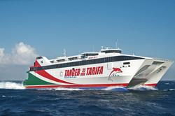 Ferry Tánger - Tarifa