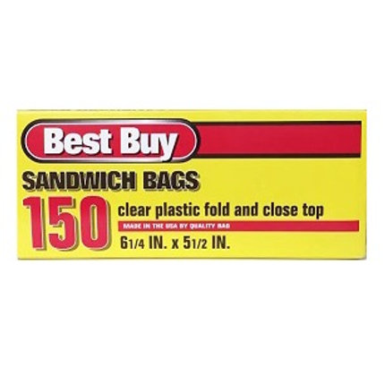 Best Buy Sandwich Bags