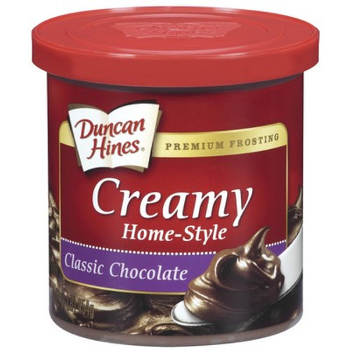 Duncan Classic Chocolate Icing