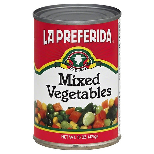 Mixed Vegetables (15oz)
