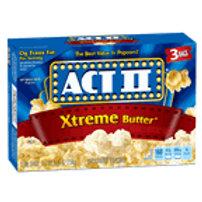 Xtreme Butter Pop Corn