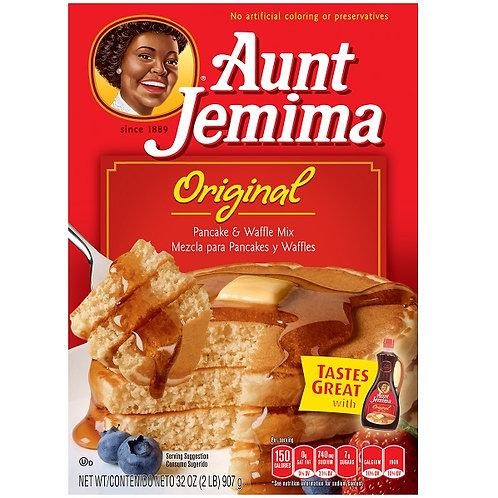 Aunt Jemima Pankcake Mix (2lb)