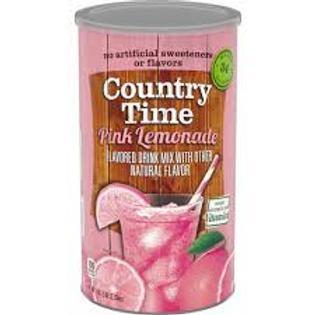 Country Time Pink Lemonade (82.5 oz)