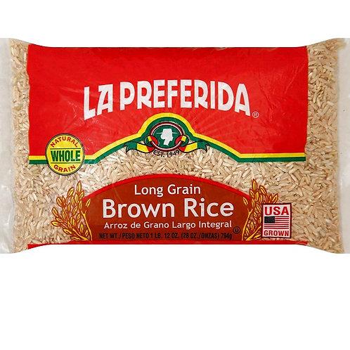 Brown Rice (28oz)