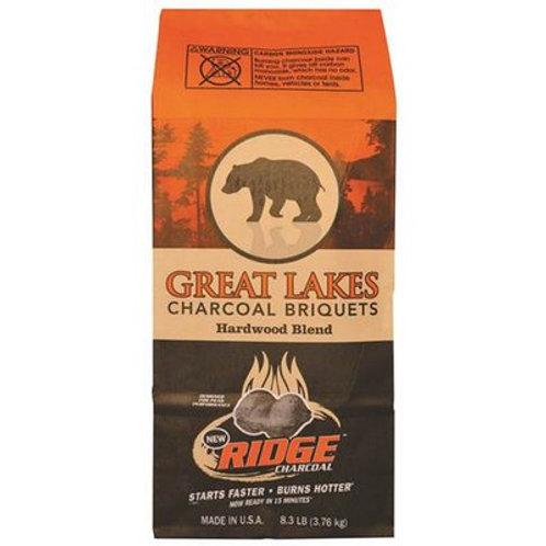 Greak Lakes Charcoal Briquets