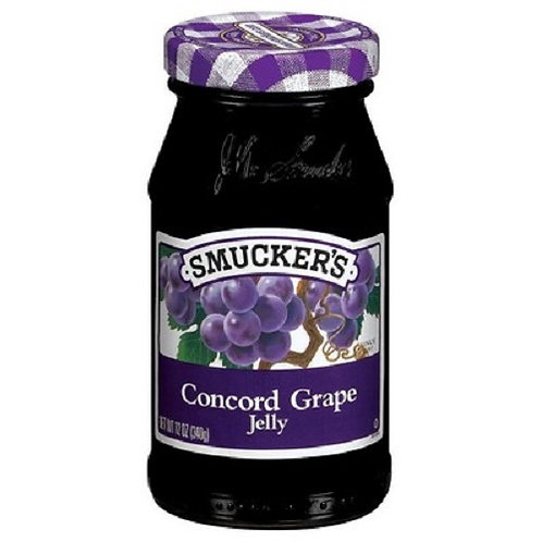Smuckers Grape Jelly (12oz)