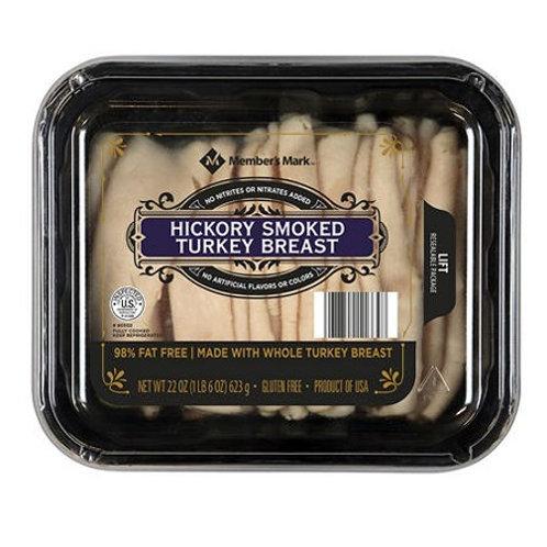 Hickory Smoked Turkey Breast