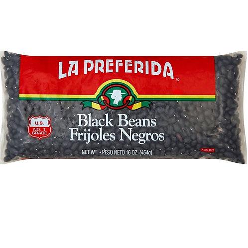 LA Preferida Black Beans (1lb)