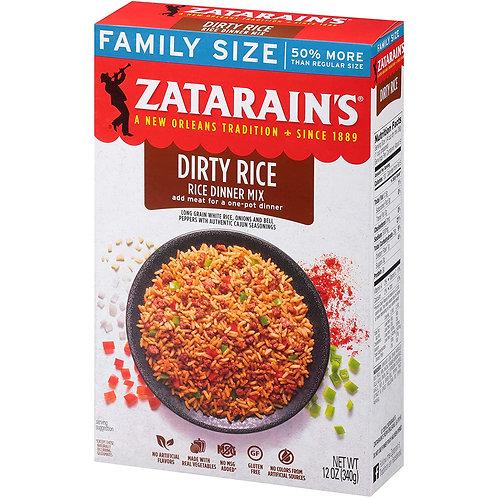 Zatarain's Dirty Rice (family size)