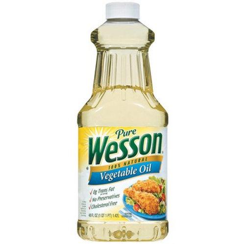 Vegetable Oil (48oz)