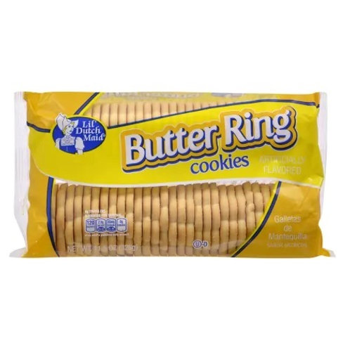Butter Ring Cookies