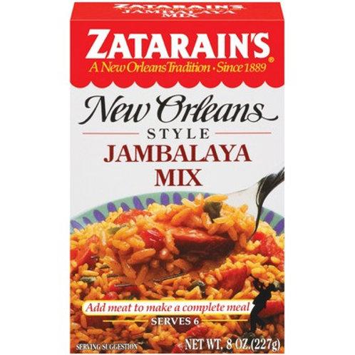 Zatarain's Jambalya Mix