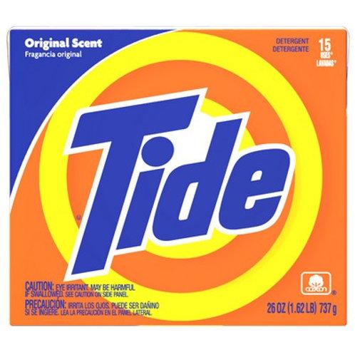 Tide Laundry Detergent (20oz)
