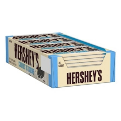 HERSHEY'S cookies & cream
