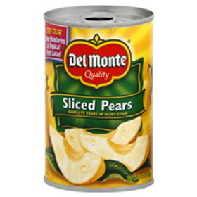 Del Monte Pears (15oz)