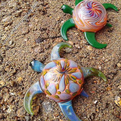Sea Turtle Pendant/ Sun Catcher