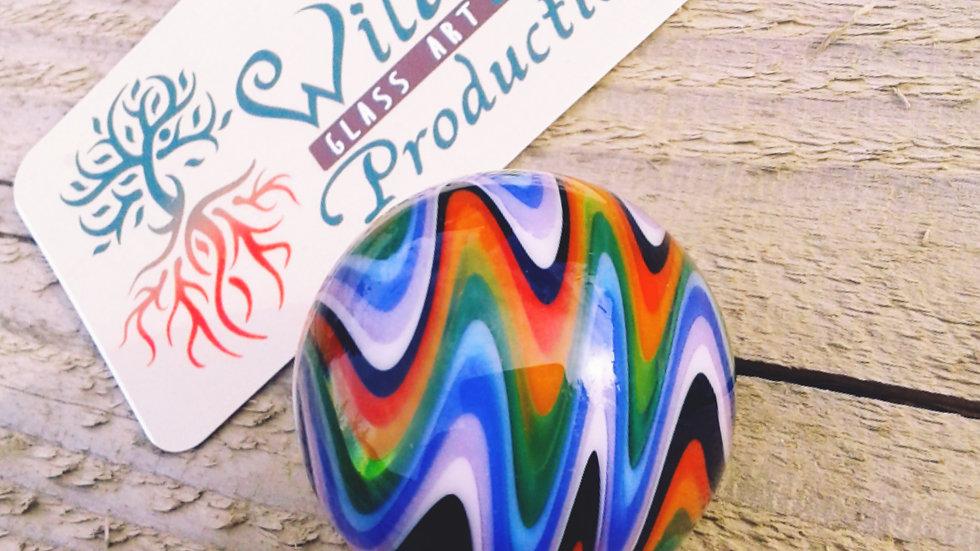 Rainbow Marble 40mm
