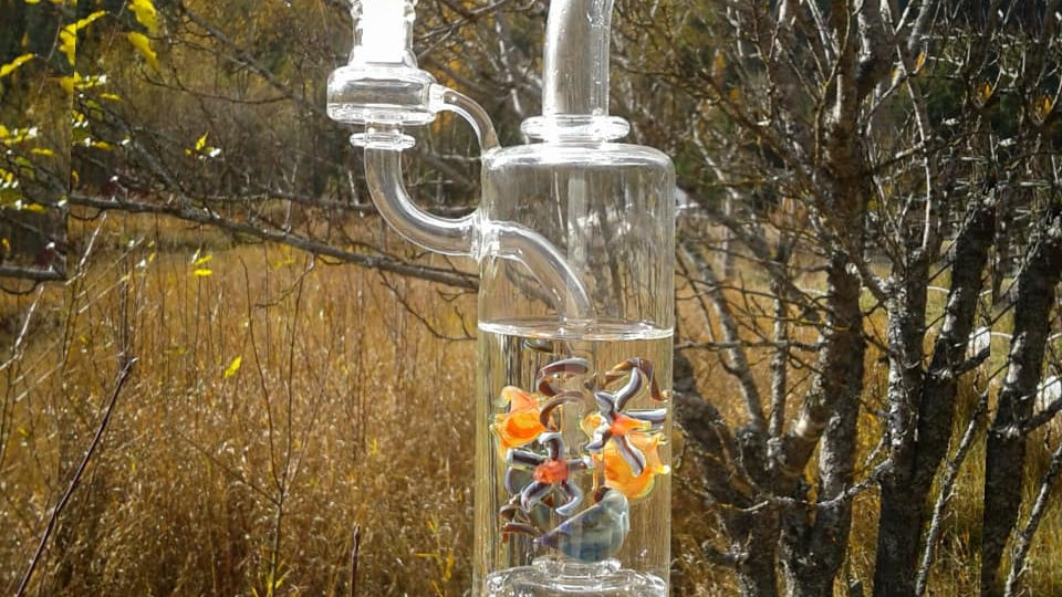 Deep Water Castle with Fantasy Flower Perc