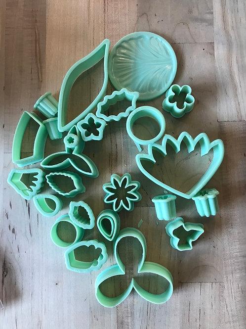Wilton Flower Cutter Set