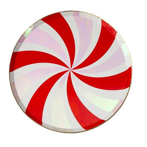 Peppermint Plates