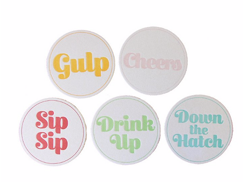 Coaster Set (Set of 5)