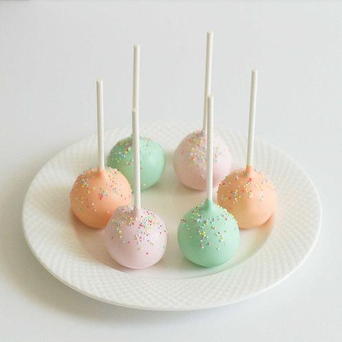 Easter Cake Pops (Set of 6)
