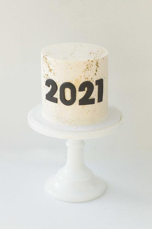 """NYE Cake (4"""", 5"""" or 6"""")"""