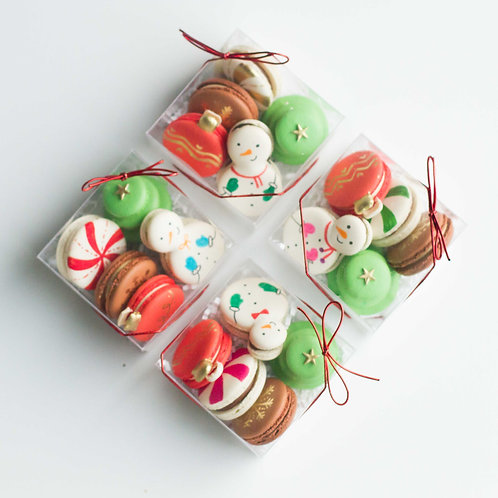 Macaron Box (Set of 5)