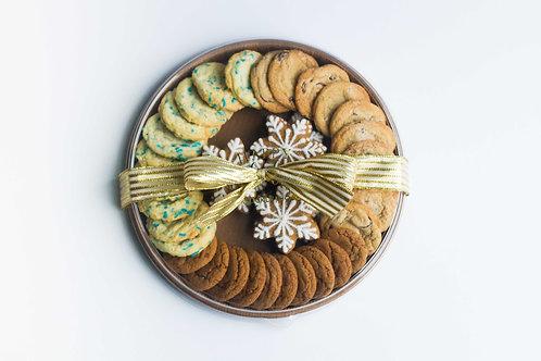 Drop Cookie Platter