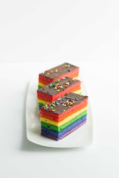 Italian-style Rainbow Cookies (Set of 2)