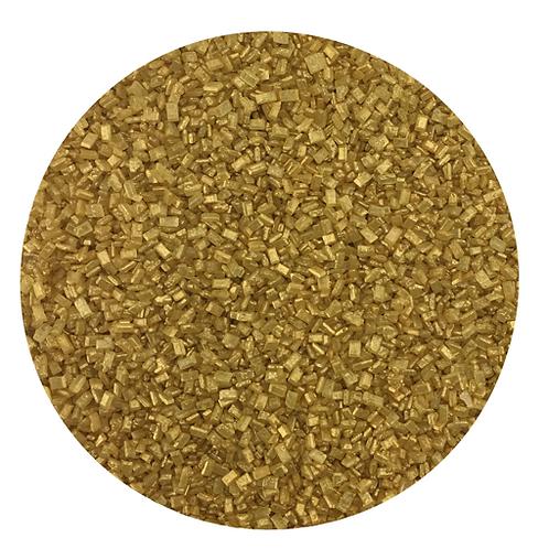 Gold Sanding Sugar (5 oz)