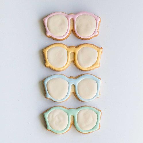 Sunglass Cookie Set