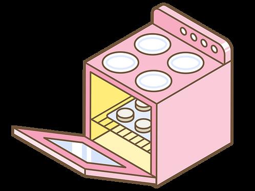 BAKING KIT - Vanilla Cupcakes