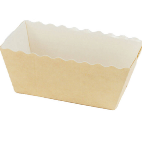 """Mini Loaf Molds 3-1/8"""" x 1-9/16"""" - (12 Count)"""