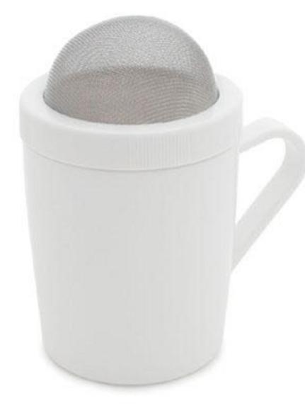 Flour or Confectioner Sugar Shaker