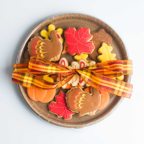 Sugar Cookie Platter (Set of 16)