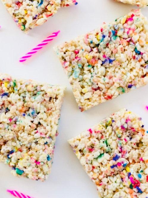 Funfetti Rice Krispies Treats (Set of 2)
