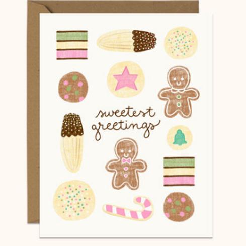 Sweetest Greetings Card