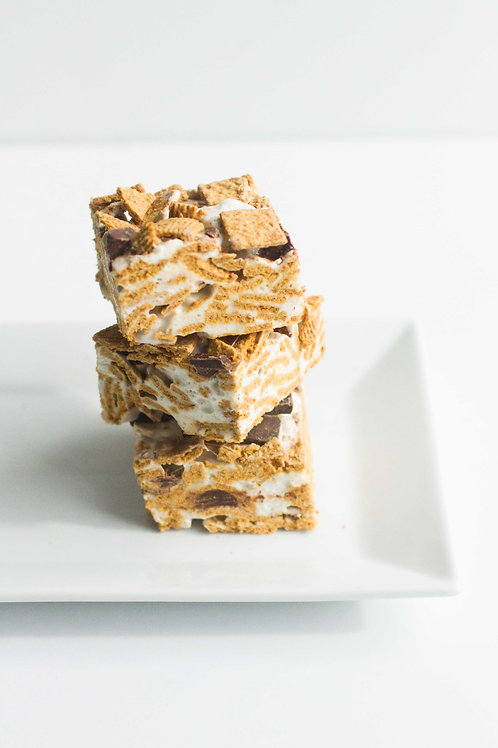 S'mores Cereal Treats (Set of 2)
