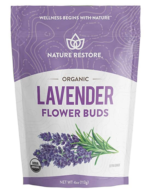 Organic Dried Lavender Flowers