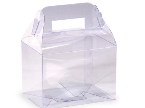 "Gable Box Favor Boxes 4"" x 3"" x 2-3/4"" (Set of 12)"