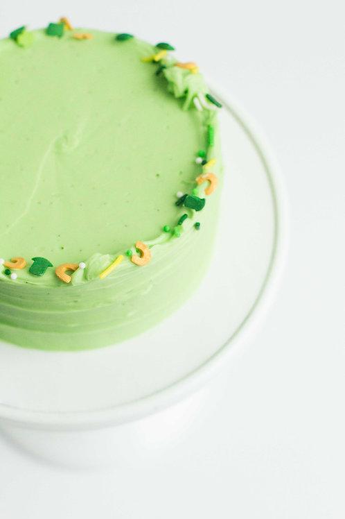 St. Paddy's Snack Cake