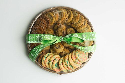 Super Bowl Comfort Cookie Platter