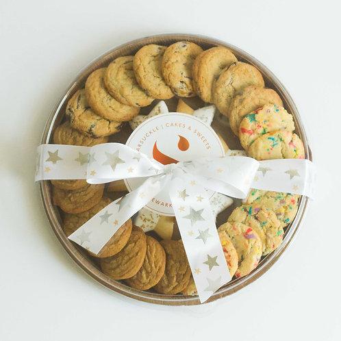 Teacher Appreciation Drop Cookie Platter