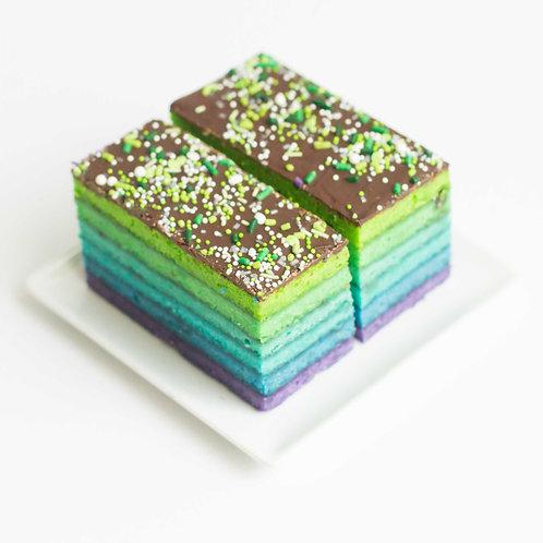 """Italian-style """"Rainbow"""" Cookies (Set of 2)"""